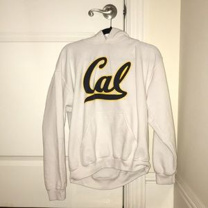UC Berkeley Hoodie- NEGOTIABLE